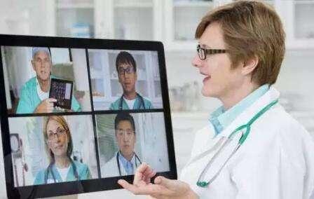视频会议系统医疗行业中的应用