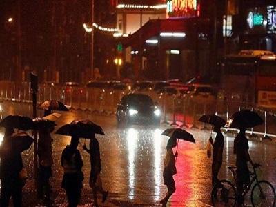 深夜,北京暴雨真的来了!他们枕戈待旦,严阵以待!