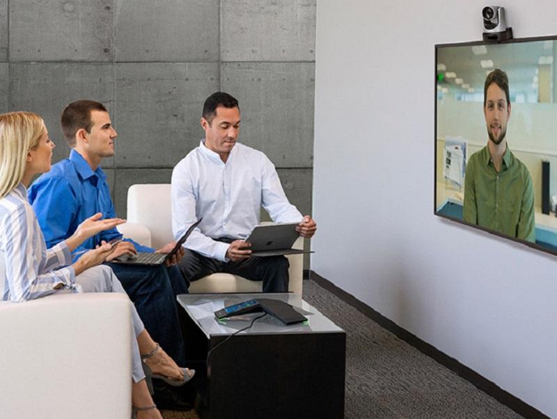 Polycom宝利通Trio视频会议系统一体机——音频协作明智之选!