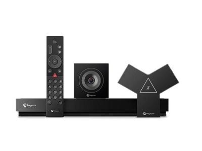 宝利通推出G7500视频会议终端,为中大型会议室提供身临其境的影音体验